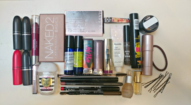 what's in my bag wed 2