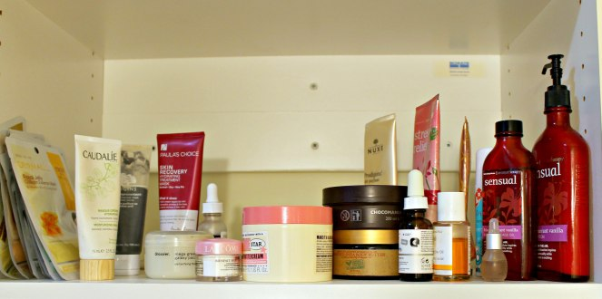 Makeup storage 1